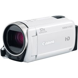 VIXIA HF R600 Full HD Camcorder (White)