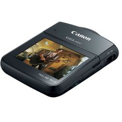 Canon VIXIA Mini 12.8 MP Camcorder - 1080p - Black