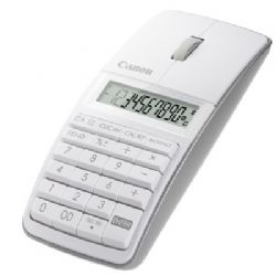 X Mark I Mouse Slim - Computer Link Calculators - White