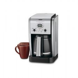 DCC-2600FR 14-Cup Coffeemaker with Glass Carafe - Refurbished