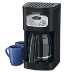 DCC-1100BK Programmable Coffee Maker- Black
