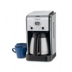 DCC-2750  Extreme Brew™ 10-Cup Thermal Programmable Coffeemaker