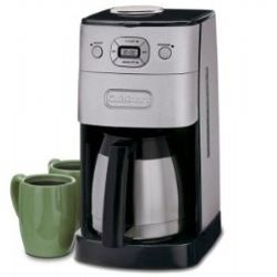 DGB-650BC Grind and Brew Thermal 10 Cup CoffeeMaker