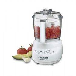 Cuisinart DLC-2A Food Processor - White - Factory Refurbished