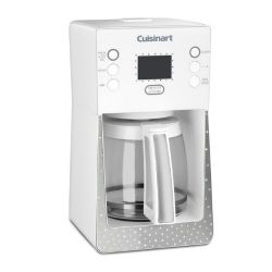 SCC-1000W Crystal 14-Cup Glass Programmable Coffeemaker