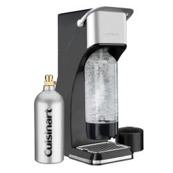 SMS-216BK Sparkling Beverage Maker - Black