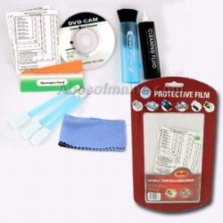 GG227D DVD Camcorder Cleaning Kit