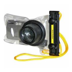 "EWAEM2D1L  New SPLASH X Housing  Cameras up to 6.25"" and   <  .5"" zoom lens  ( larger )"