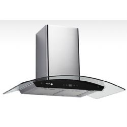 Wall Mount Range Hood with 600 CFM Internal Blower