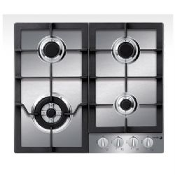 "24"" Gas Cooktop with 4 Sealed Burners"