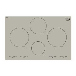 "30"" Induction Cooktop with 4 Cooking Zones"