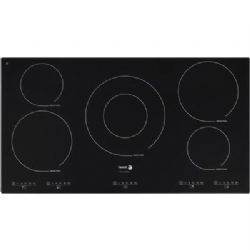 "IFA-90BF 36""  Cooktop with Beveled front- Black"