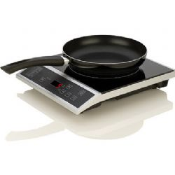 "11.8"" Countertop Induction Burner with 1 Cooking Zone"