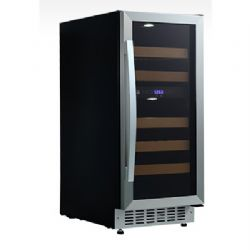 "15"" Tower Wine Cooler with 28 Bottle Capacity"