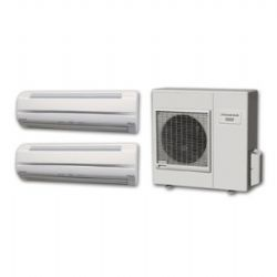 M24DYF WallMounted Dual Zone 24,000 BTU Air Conditioner