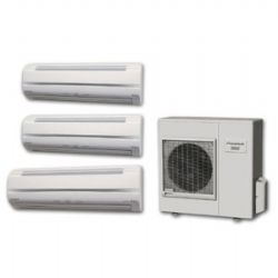 M27TYF WallMount Tri Zone 27,600 BTU Air Conditioner