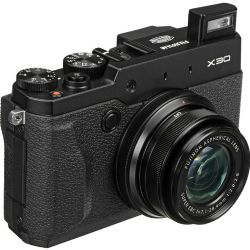 FUJI X30 Digital Camera (Black)