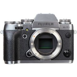 Fujifilm X-T1 Mirrorless (Body Only, Graphite Silver Edition)