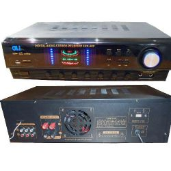 Digital audio stereo receiver