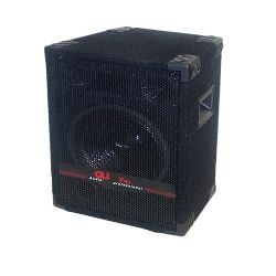 "10"" carpeted speaker with full grill"