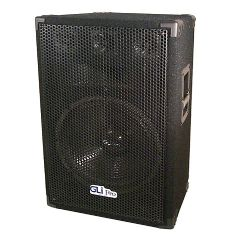 15 carpeted  speaker with full grill