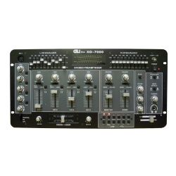 19 ' 4 channel mixer w/USB