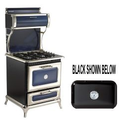 "4210CDGBLK 30"" Dual Fuel Classic Range Natural Gas - Black"