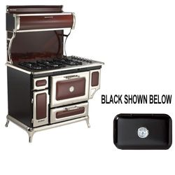 "5210CDGBLK 48"" Dual Fuel Classic Range Natural Gas - Black"