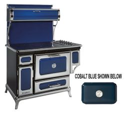 "6210CD0CBL 48"" Freestanding Electric Range - Cobalt Blue"