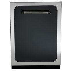 HLTXTDW1BLK Fully Integrated Dishwasher - Black