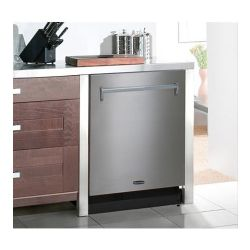 HLTXTDW1SS Fully Integrated Dishwasher - Stainless Steel