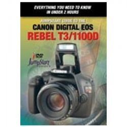 DVD Training Guide For Canon EOS Rebel T3 Digital SLR Camera
