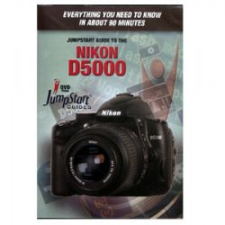DVD Guide for the Nikon D5000 Digital Camera