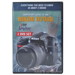 DVD Guide for Nikon D7000 D-SLR Camera