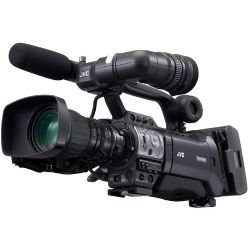 GY-HM750 ProHD Compact Shoulder Camcorder w/Canon 14x Lens