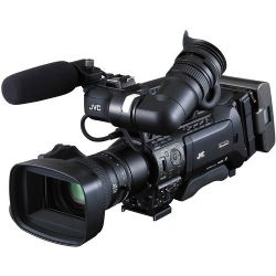 JVC GY-HM850U ProHD Compact Shoulder Mount with Fujinon 20x Lens