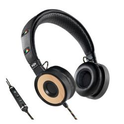 EMFH023HA Redemption Song On Ear Headphones with Apple 3-Button Mic/Remote - Harvest
