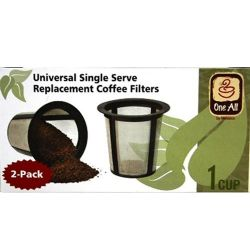 2-RK202-CB-12 2-Pack Universal Single Cup Coffee Filters