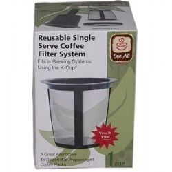 RE-RK101-CB-1 Reusable Single Serve Filter System