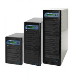 1:5 Networkable CopyWriter Pro Tower CD/DVD Duplicator with 250GB Internal Hard Disk, 22x DVD Burning, 48x CD Burning