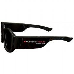 132764 MonsterVision 3D Glasses - (no trasmittor)