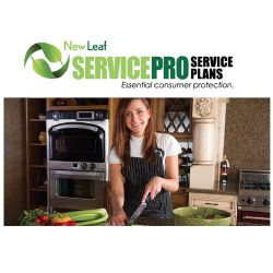 2 Year Warranty for Appliances OVER $1500