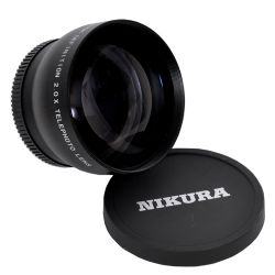 58mm 2X High Resolution TelePhoto Lens