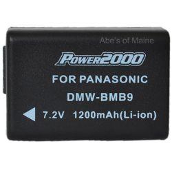 DMW-BMB9 Extended Life Battery for Panasonic DMC-FZ150K camera