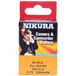 NI-EL5 Extended Life Battery For Nikon EN-EL5