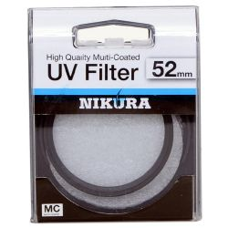 52-mm Multi-Coated UV Filter