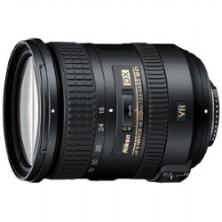 Nikon Zoom-Nikkor Zoom Lens for Nikon F - 18mm-200mm - F/3.5-5.6