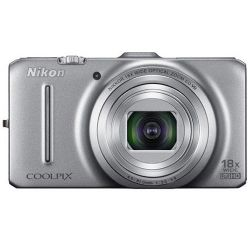 Coolpix S9300 Digital Camera - Silver