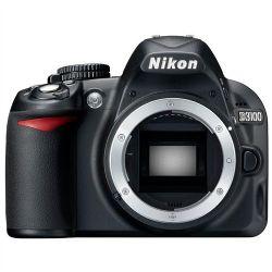 D3100 14.2 Megapixel Digital SLR Camera (Body Only) - Black