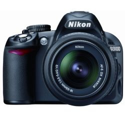 D3100 14.2 Megapixel Digital SLR Camera with 18-55mm VR Lens